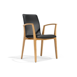 3522/4 Yara | Visitors chairs / Side chairs | Kusch+Co