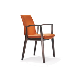 3552/4 Yara | Visitors chairs / Side chairs | Kusch+Co