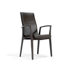 3557/4 Yara | Visitors chairs / Side chairs | Kusch+Co