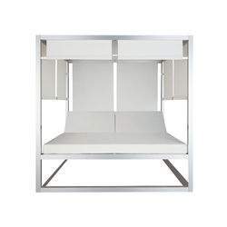 Day Bed Elevada Reclinable | Liegestühle | GANDIABLASCO