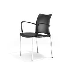 2200/4 ¡Hola! | Visitors chairs / Side chairs | Kusch+Co