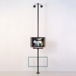 Domino tv | Multimedia stands | Porada
