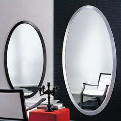 four seasons oval | Mirrors | Porada