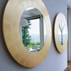 Four seasons round | Miroirs | Porada