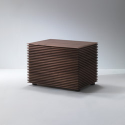 Riga comodino | Night stands | Porada