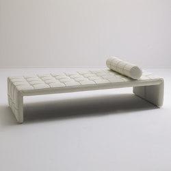 scarlett | Upholstered benches | Porada