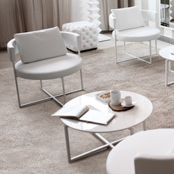 sirio tavolino | Lounge tables | Porada