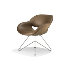 8220/3 Volpe | Loungesessel | Kusch+Co