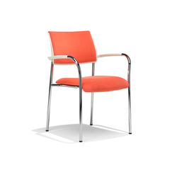 9299/4 Papilio | Visitors chairs / Side chairs | Kusch+Co