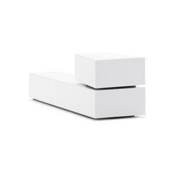 5 Blocks White | Sideboards | Opinion Ciatti