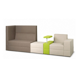 Bricks Sofa | Lounge-work seating | Palau
