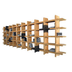Kwart Shelf | Space dividers | Palau