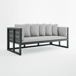 Saler Sofa | Gartensofas | GANDIABLASCO