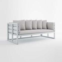 Saler Sofa | Garden sofas | GANDIABLASCO