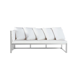 Saler canapé modular 1 | Sofas de jardin | GANDIABLASCO