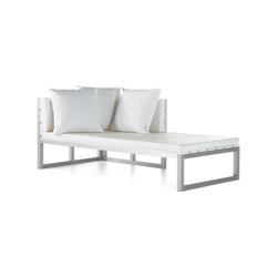 Saler sofá modular 2 | Sofás de jardín | GANDIABLASCO