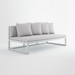 Saler Sofa Modular 4 | Garden sofas | GANDIABLASCO