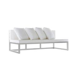 Saler sofá modular 3 | 4 | Sofás de jardín | GANDIABLASCO