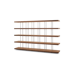 Piano Design Bookshelf | Étagères | Riva 1920