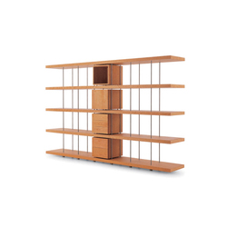 Piano Design Bookshelf | Scaffali | Riva 1920