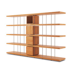 Studio Piano Design | Shelves | Riva 1920