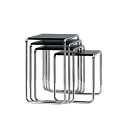 B 9 a-d | Tavolini impilabili | Thonet
