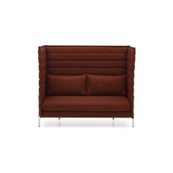 Alcove Highback Two-Seater | Canapés d'attente | Vitra