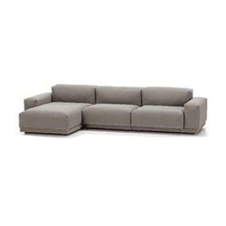 Place Sofa 3-seater chaise longue configuration | Divani | Vitra
