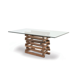 Falò | Dining tables | Riva 1920