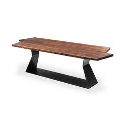 Bedrock Plank B | Mesas comedor | Riva 1920