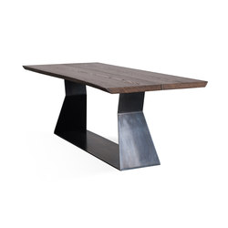 Bedrock Plank C | Tavoli da pranzo | Riva 1920