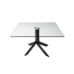 Iblea table square | Tables de repas | Desalto