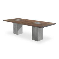 Boss Executive Concrete | Tables de restaurant | Riva 1920