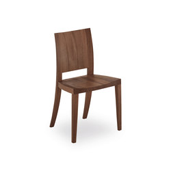 Pimpinella Wood | Restaurant chairs | Riva 1920