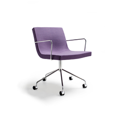 Bond swivel with five castors | Task chairs | OFFECCT