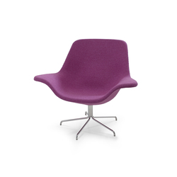 Oyster easy chair | Poltrone | OFFECCT