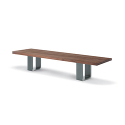 Newton | Upholstered benches | Riva 1920