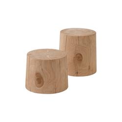Legno Vivo 2 | 3 | Garden stools | Riva 1920