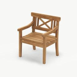 Drachmann Chair | Garden chairs | Skagerak