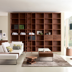 Wall Street | Shelving systems | Riva 1920