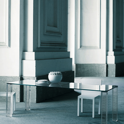 Ghiacciolo | Dining tables | Glas Italia