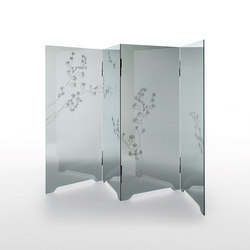 Haiku | Screens | Glas Italia