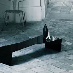 Trim | Lounge tables | Glas Italia
