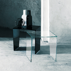 Trim | Tables d'appoint | Glas Italia
