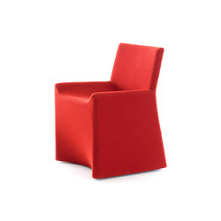 Soft Chair | Chaises de restaurant | PORRO