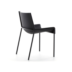 H. Chair | Visitors chairs / Side chairs | PORRO