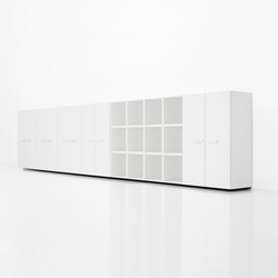 Modern | Office shelving systems | Porro