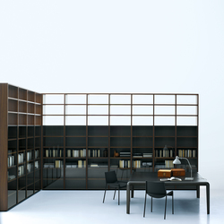 System NXT | Office shelving systems | Porro