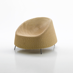 Afra | Armchairs | Paola Lenti
