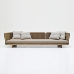Sabi | Sofas de jardin | Paola Lenti